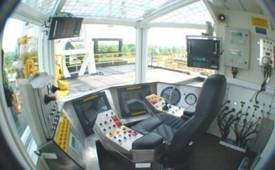 Power distribution system for Oil Rig