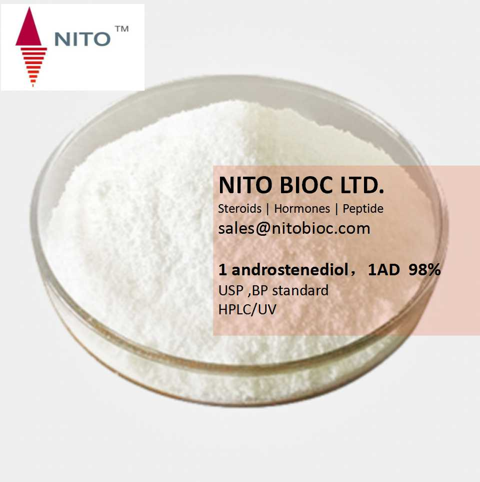 Factory Quality Control, Strong Intermediate Powder: 1 androstenediol,1AD