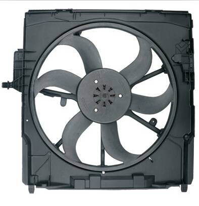 For BMW E70 12V 600W Auto Electric Motor Radiator Cooling Fan