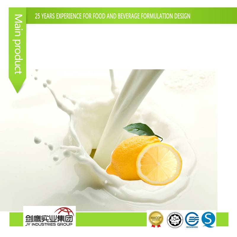Lemonade Milk oil Flavor for confectionery