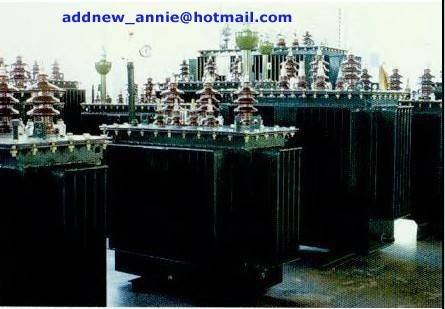 35kv Lower Level Series Transformer (S9)