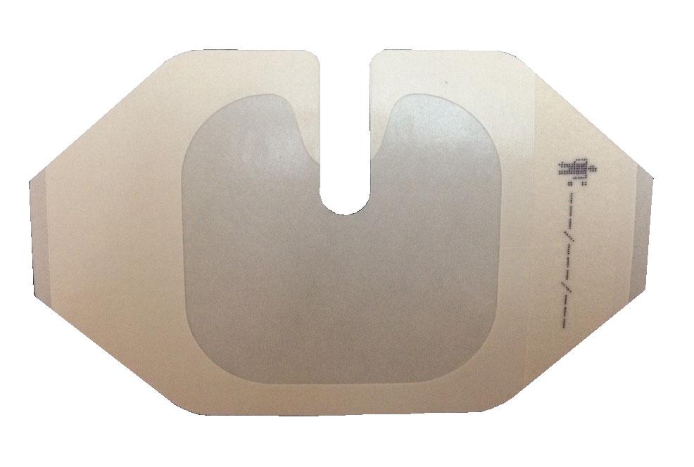 Transparent Film Dressing Frame Style 6cm×7cm IV