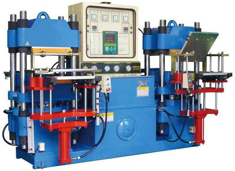 2RT Front Top Mold Open Hydraulic Rubber Molding Press,Rubber Compression Molding Machine