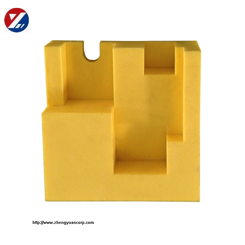 pu fastening/fixing/holding block