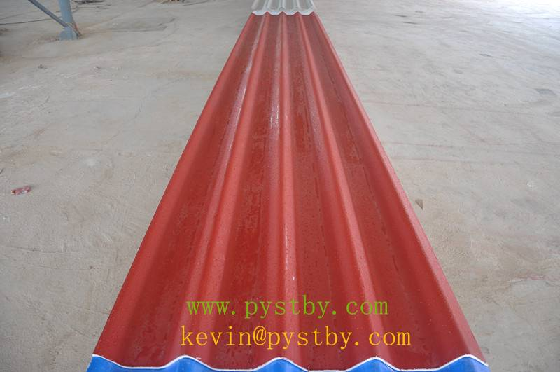 aluminium foil heat insulation roofing sheet