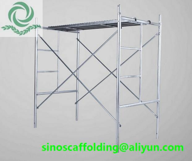 American Standard Frame scaffolding For USA