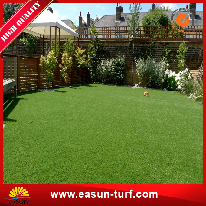 10 Years Life Gardening Synthetic Artificial Turf with Low Price-MY