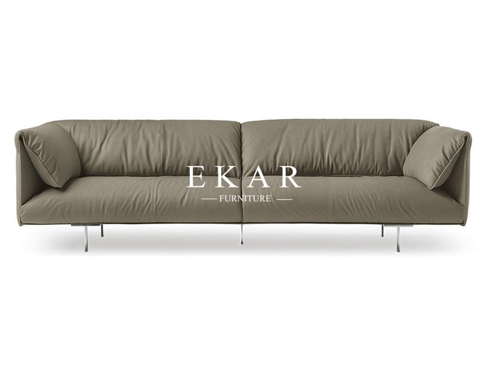comfy grey sofa 72 inch couch princes