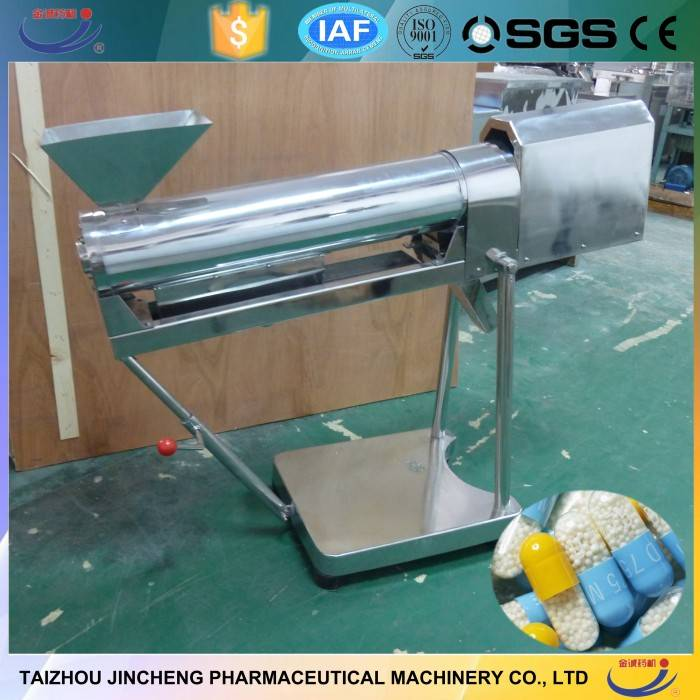 Jincheng tablet pills capsule pharmacy polishing machine made in Jiangssu