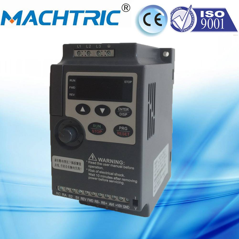 AC 220V S800E series inverter with small appearance easy VFD