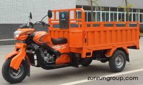 ZR250ZH-3 250cc water cooled heavy loading gasoline cargo motor tricycle