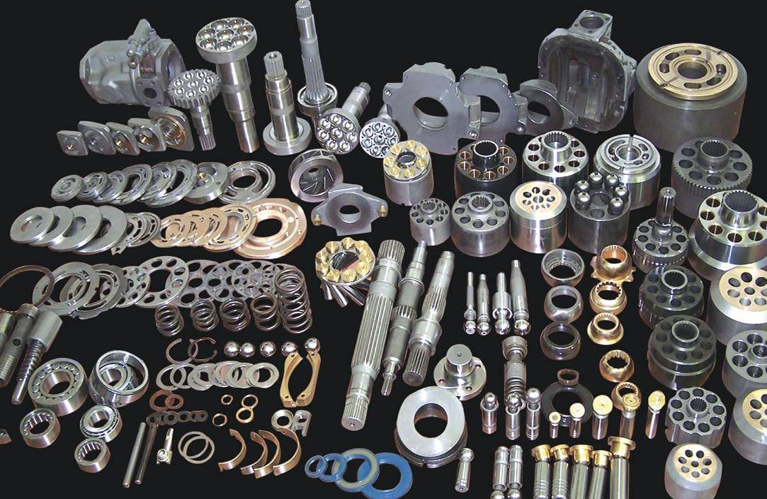Hydraulic Piston Spare Parts (REXROTH, KOMATSU, SAUER, EATON, VICKERS, CATERPILLAR, PARKER, SUMITOMO
