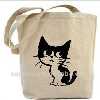 2014 ECO Friendly Canvas Tote Bag