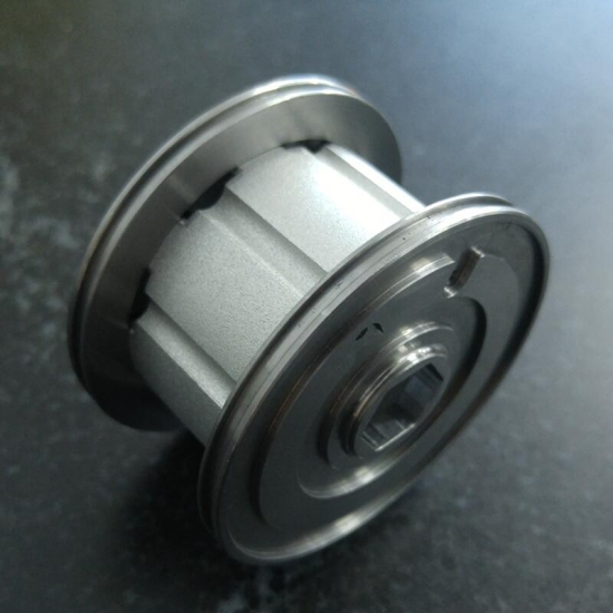 Precision Cnc Machined Pulley