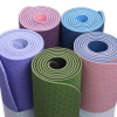 China best selling 6mm Duotone Yoga Mat