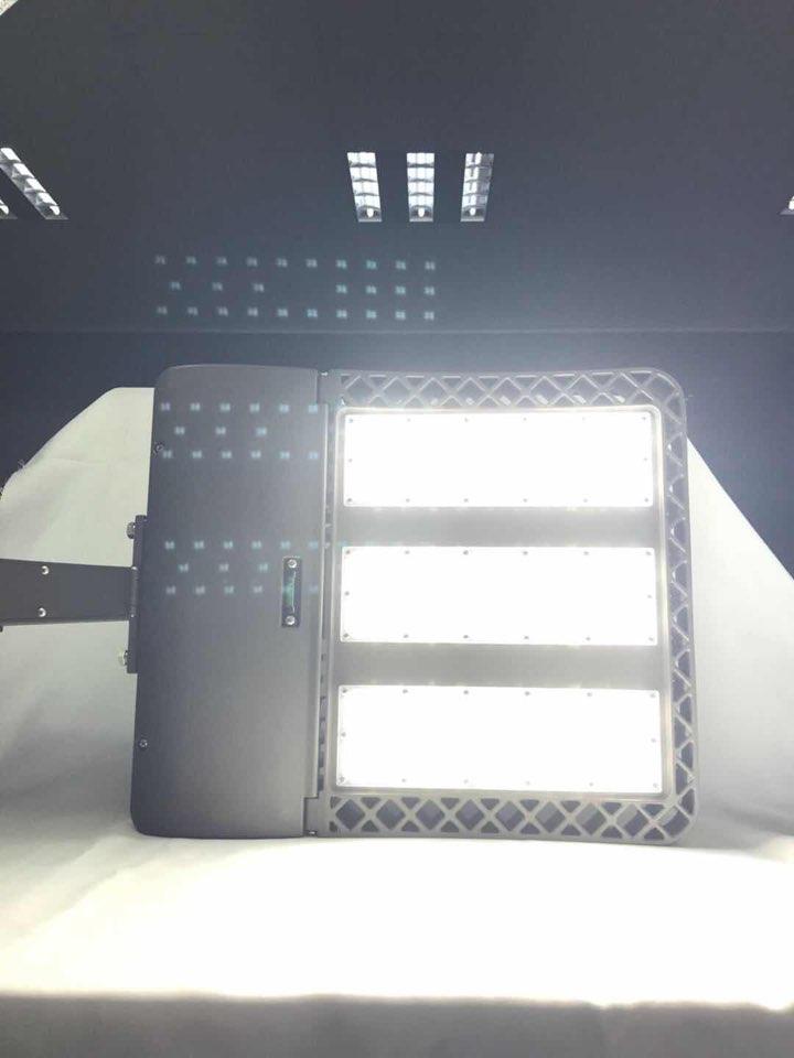 LED Parking Lot Lights - Led Shoebox Pole Lights 5700K - LED Street Light for Outdoor