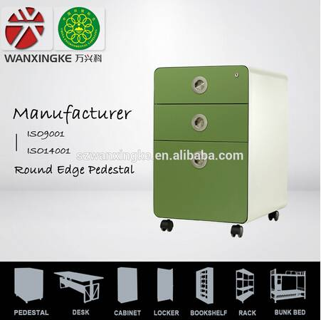 Good Quality Mobile Pedestal filing cabinet