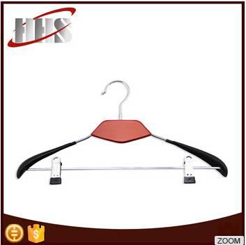 Wholesale Garment Usage Natural Wooden Coat Hanger