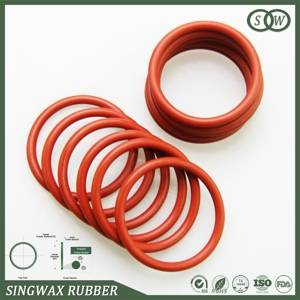 Import of fluorine rubber o-rings-Oil resistant material o-rings
