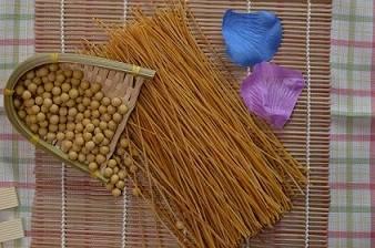 organic soybean spaghetti