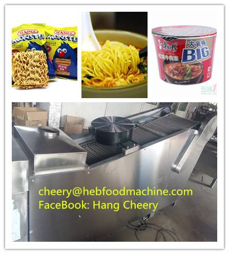 SH-1 Factort newest design cheap instant noodle machine