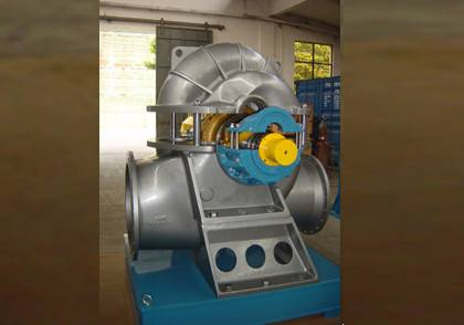 Series of SXK Single-stage Double-suction Centrifugal Pump