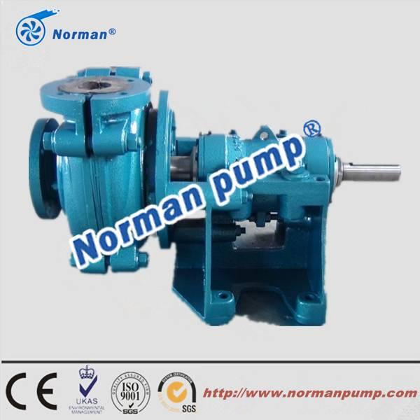 produce Horizontal Centrifugal Slurry Pump China factory
