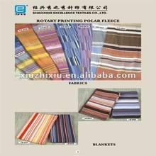 polyester polar fleece blanket printed ISO 9001