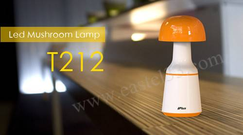 T212 LED table lamp with light dimmer control