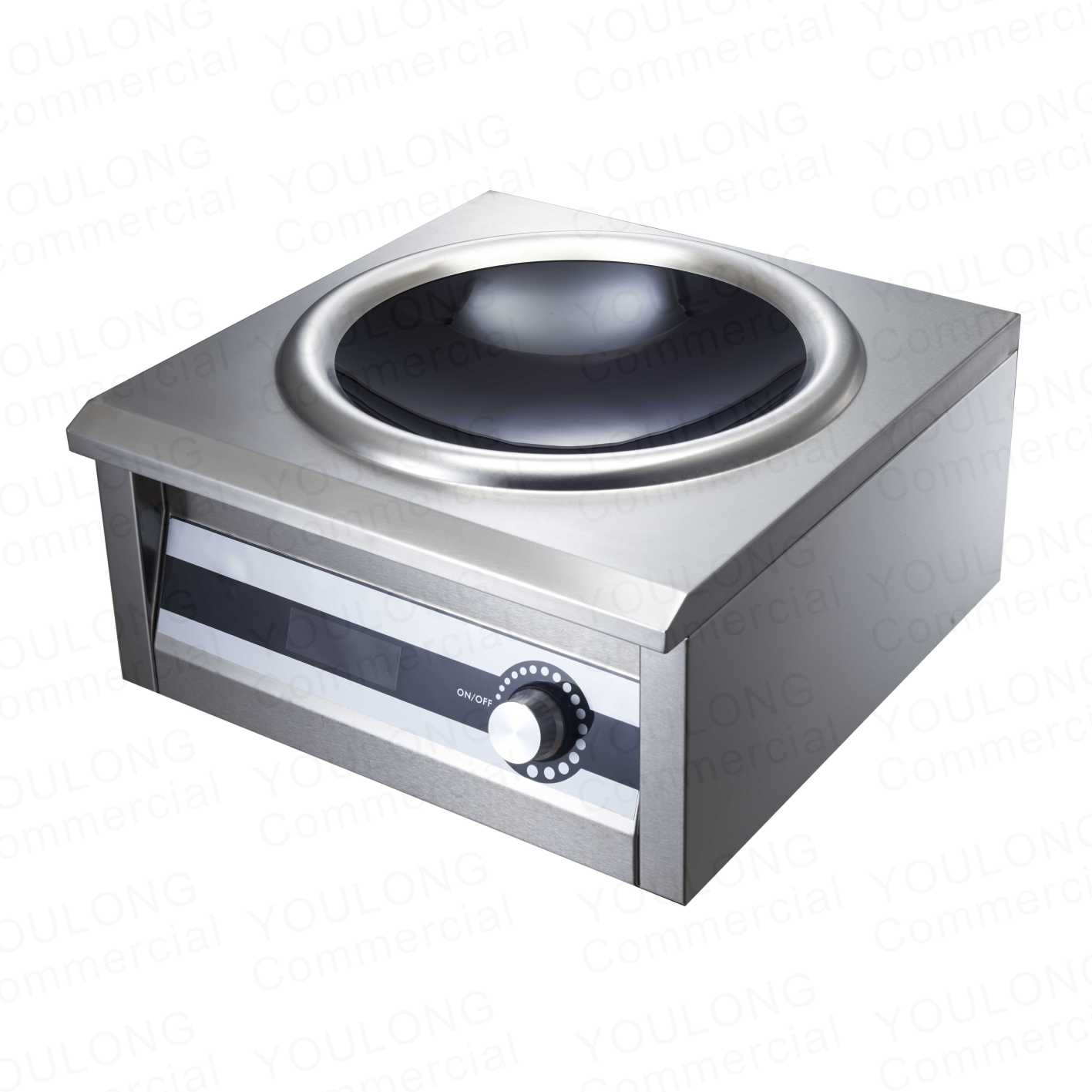 induction cooker C5102-KW Knob Control