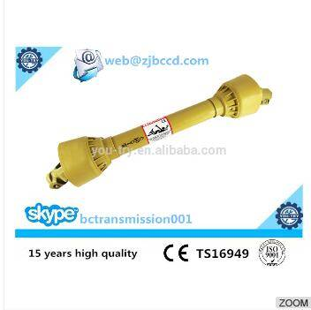 "PTO Tractor Shaft for Agriculture Use T10 1 3""/8- Z6"