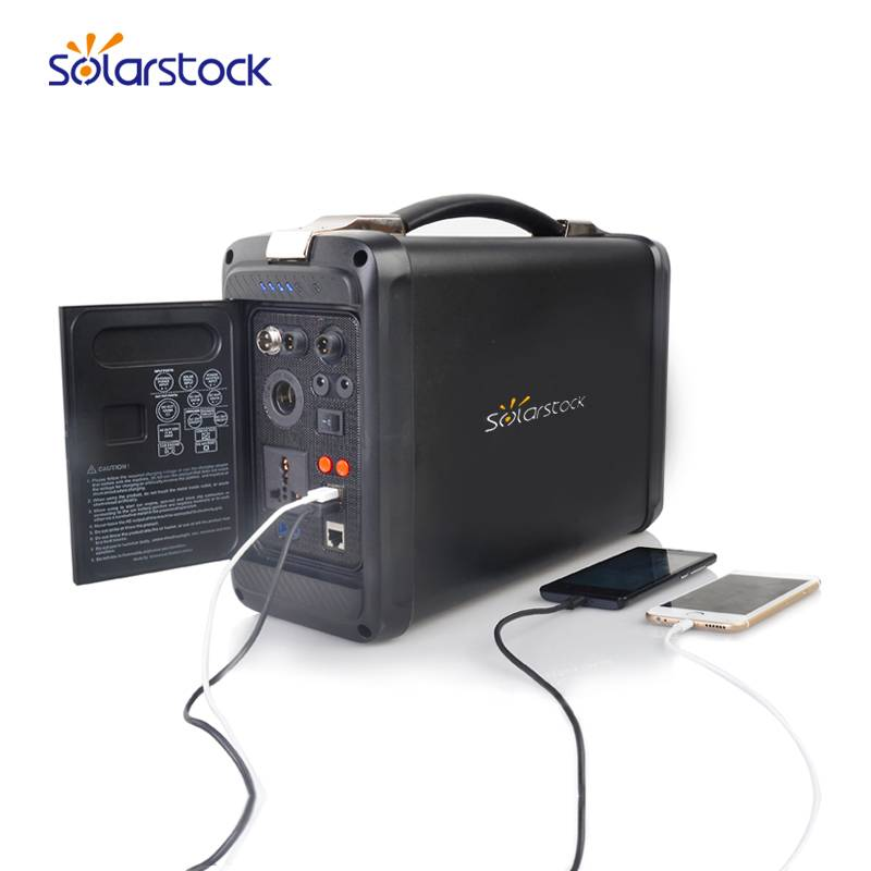 2015 Hot Sale Solarstock System for Emergency Mobile Charging