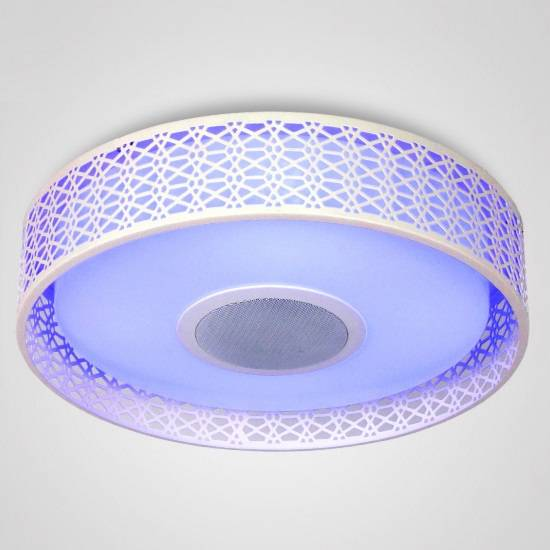 smart APP control led ceiling light music smart ceiling lamp bluetooth speaker music light