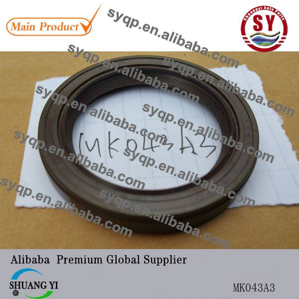 oil seal  MK043A3/ 90311-43008 with 43*58*8 Engine Crankshaft Seal used for toyota
