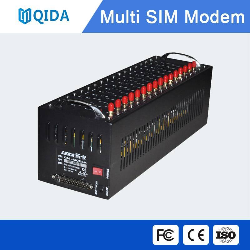 Hot high quality gprs gsm modem rs232 wavecom cheap module modem for Manufacture industry QP166-E gp