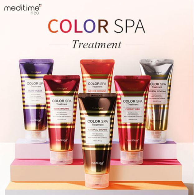 meditime Color Spa Treatment