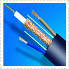 PVC insulated marine power cable