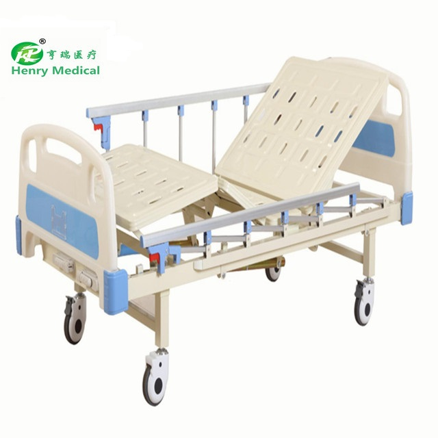 The best two crank manual hospital bed With Factory Wholesale Price