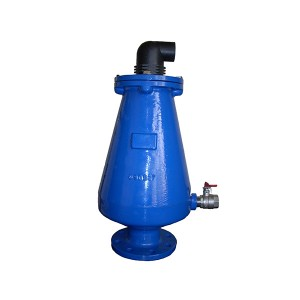 9110 Combination Air Valve for Sewage