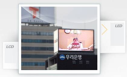 LED Sign Board, LCD Sign Board