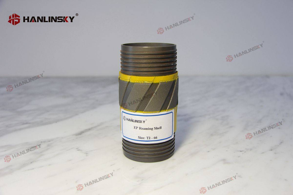 T2-66 Electroplated Diamond Reaming Shell