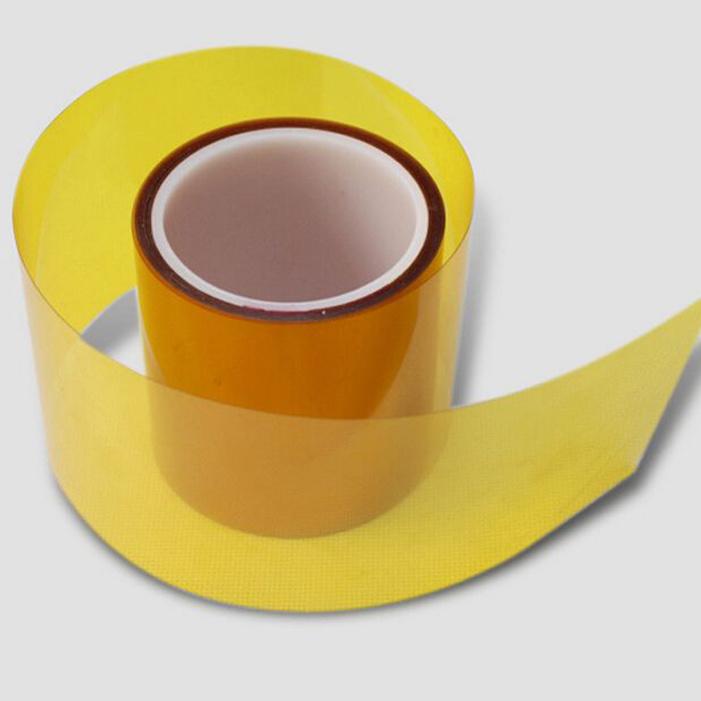Yellow polyimide film
