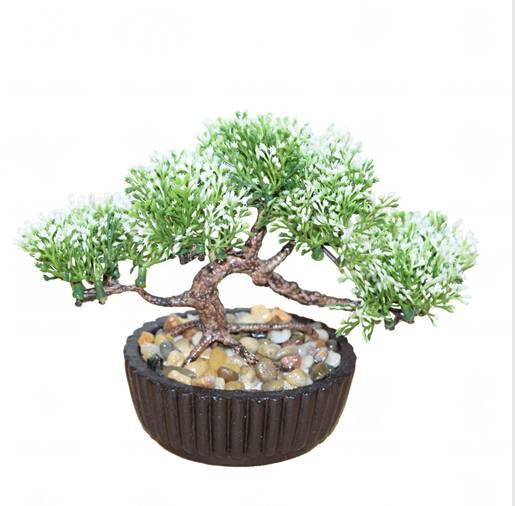 artificial mini bonsai,artificial flower