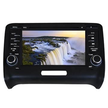 AUDI TT car gps in Car Video navigation gps Made in China