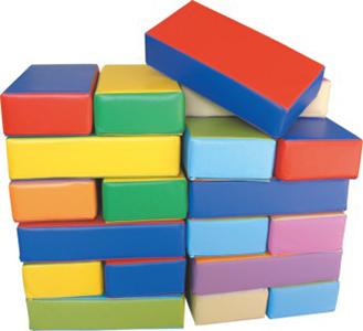 Softplay Toys PVC Steps Bridge Stairs Waterproof Kids Indoor Playground Soft Play Set