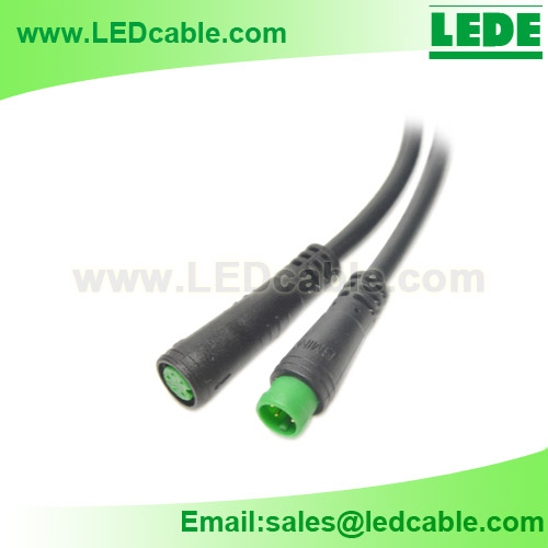 Electric Bicycle Cable, E Bike Waterproof Cable