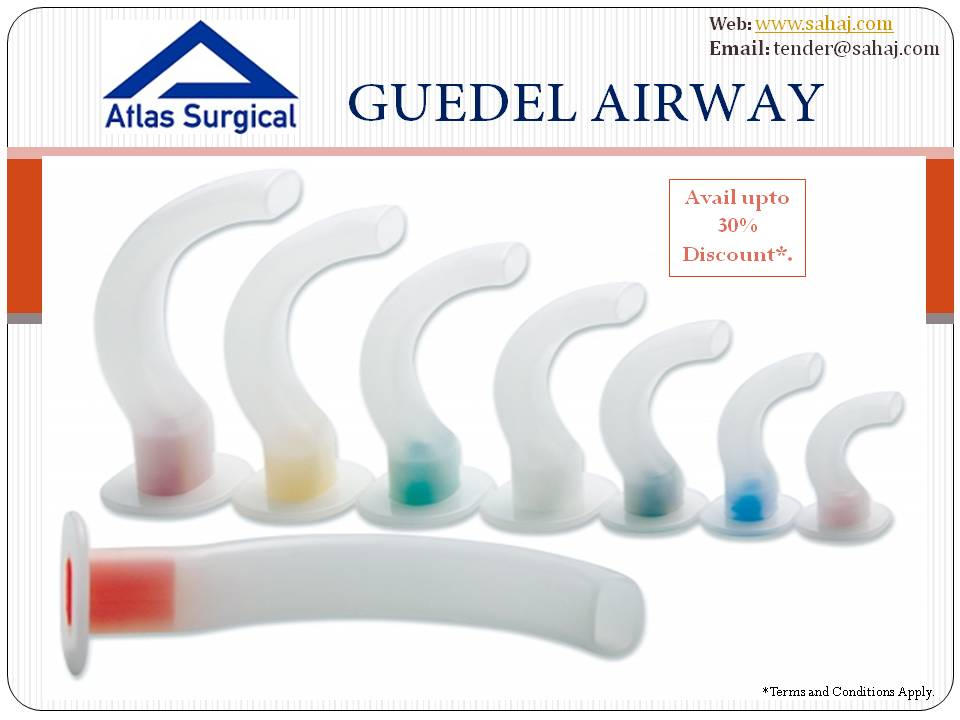 Guedel Pattern Airway