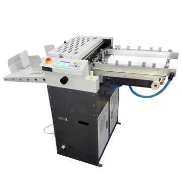 Automatic Creasing And Perforating And Half Cutting Machine DL480/660