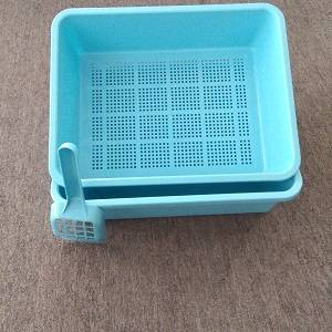 Hot sales for cat litter tray with free scoop