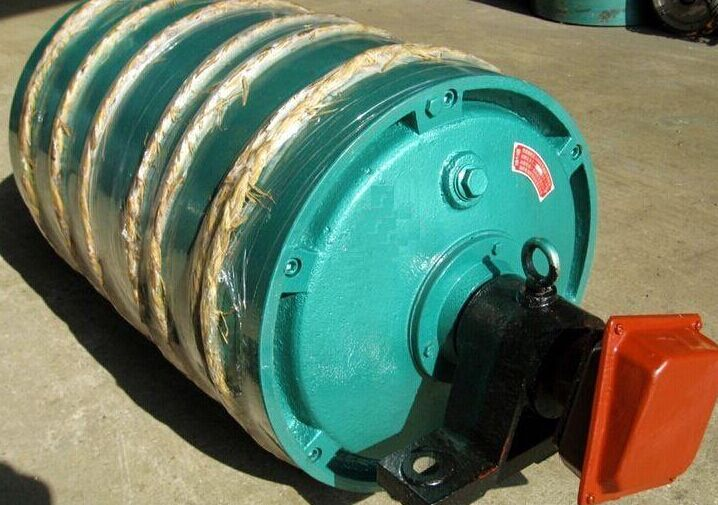Production Technology of TDY75 Motorized Pulley with Hard Core